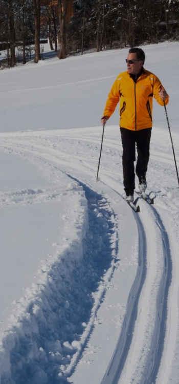 Esquí nórdico-raquetas-travesía